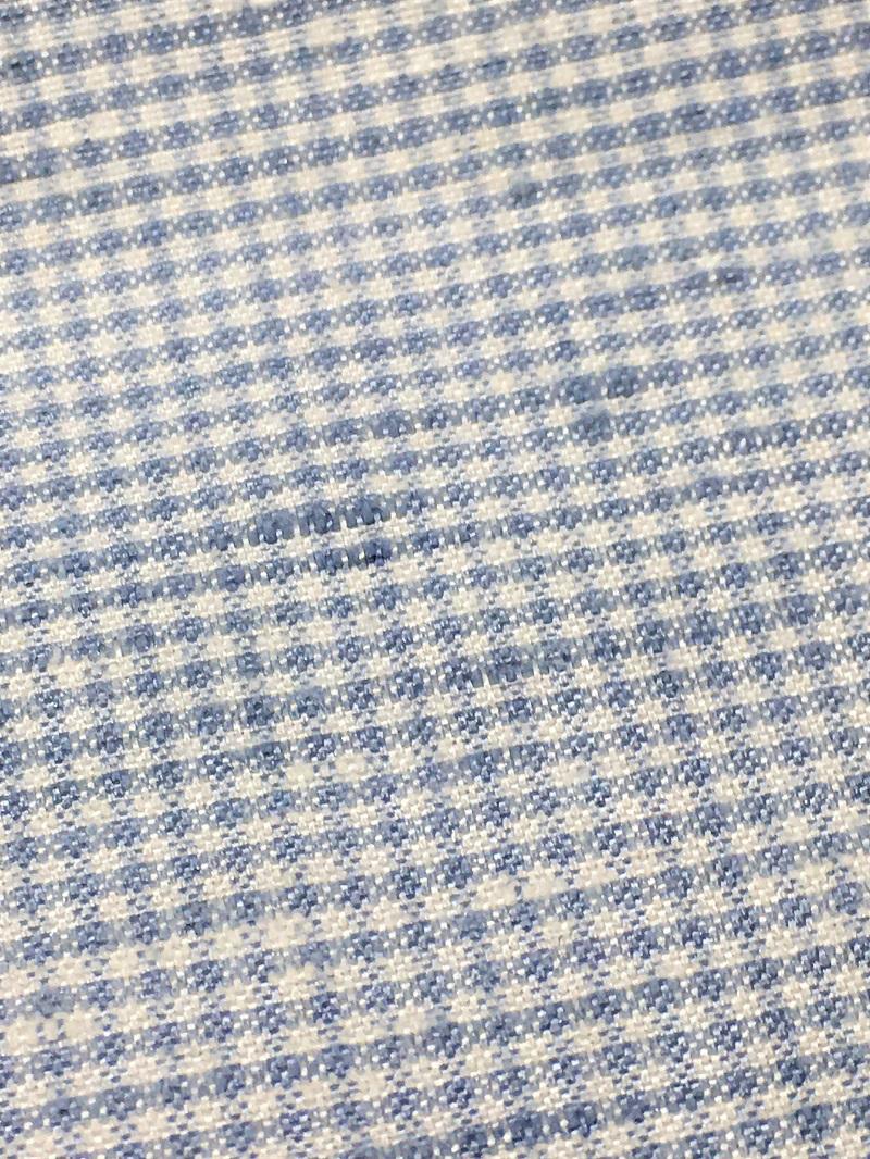 三才山紬 藍染